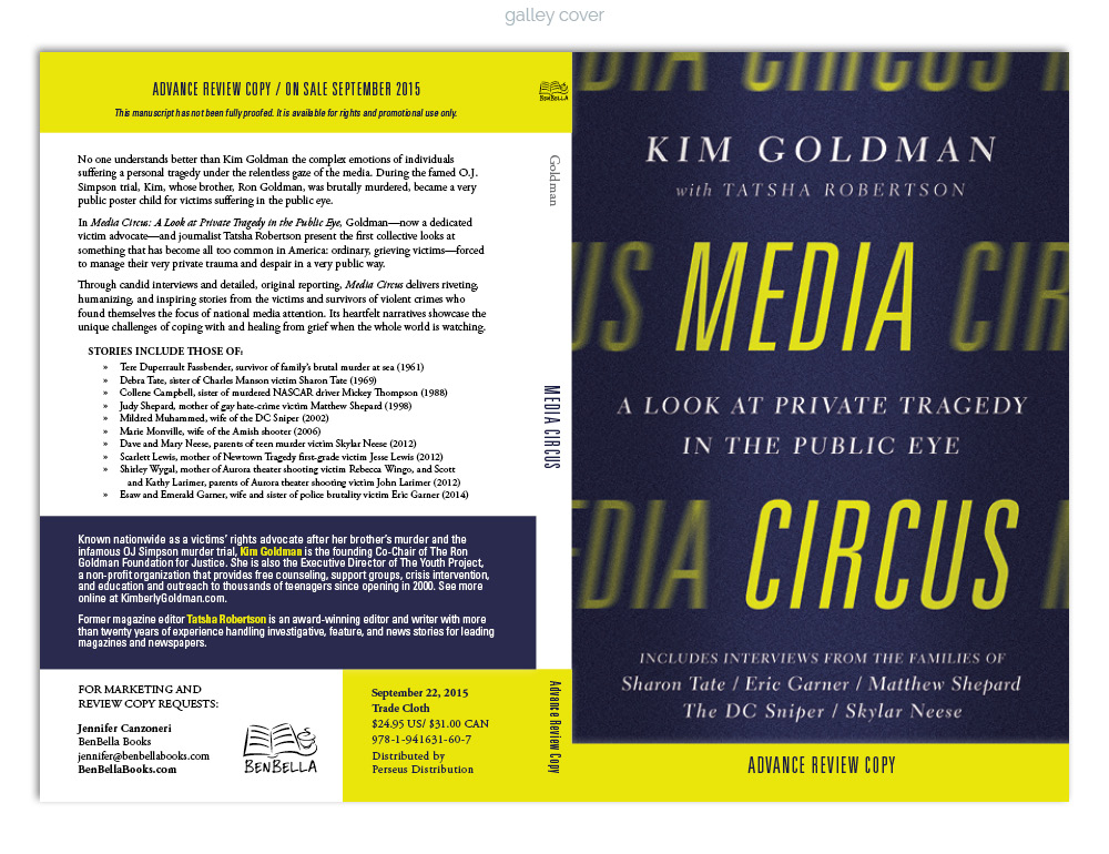 Media Circus Galley Cover