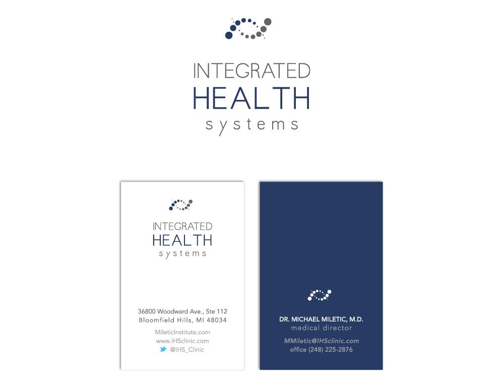 IntegratedHeathSystems Logo