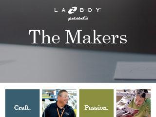 La-Z-Boy, Editorial